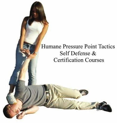 Humane-Pressure Point Tactics