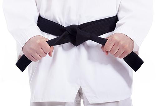 * Kyusho Jitsu Home Study Course 3rd Dan Black Belt